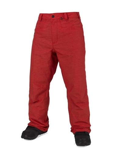 Volcom Snowboard Pantolonu Kırmızı